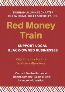 Red Money Train @ Black Business Directory for Durham, NC